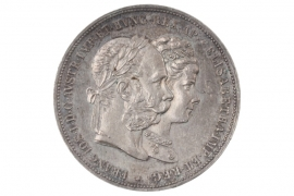 DOPPELGULDEN 1879 - FRANZ JOSEPH I (AUSTRIA)