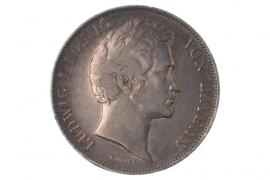 1 GULDEN 1840 - LUDWIG I (BAVARIA)