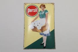 Persil Emailschild, Düsseldorf, 30er Jahre