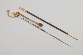 Bavaria - sword for a civil servant