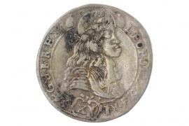 15 KREUZER 1686 KB - LEOPOLD I (HABSBURG)