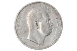 1 TALER 1865 A - WILHELM (PREUSSEN)