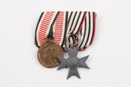 Südwest Afrika 2-medal bar