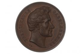 MEDAL 1868 - GABELSBERGER (MÜNCHEN)