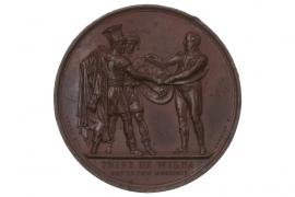 MEDAL 1812 - NAPOLEON BONAPARTE - CAPTURE OF WILNA (FRANCE)