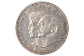 5 MARK 1914 - FRIEDRICH II (ANHALT)