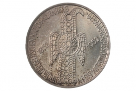 5 DEUTSCHE MARK 1952 - GERMANISCHES MUSEUM