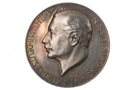 MEDAL 1914 - WILHELM II (LAUER)