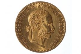 1 DUKAT 1898 - FRANZ JOSEPH I (ÖSTERREICH)