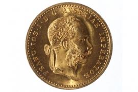 1 DUKAT 1908 - FRANZ JOSEPH I (ÖSTERREICH)