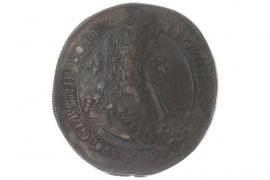 1 TALER  1691 - LEOPOLD I (ÖSTERREICH)