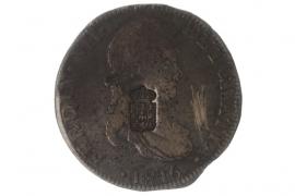 8 REALES 1814 - FERDINAND VII (PORTUGAL)