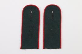 Heer Artillerie shoulder boards EM