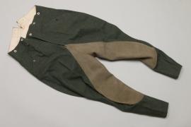 Heer unworn officer's field breeches