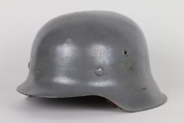 WK2 Wehrmacht M42 Stahlhelm