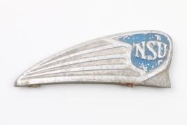 NSU Fahrrad Emblem Schutzblech