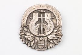 Abzeichen 1924 Musik und Gesang Verein WALDSEE