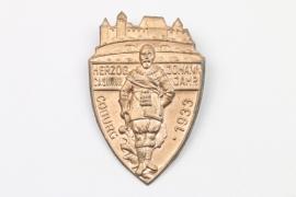 1933 tinny Coburg Herzig Johann Casimir Jahr