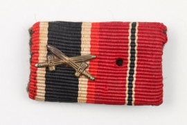 Wehrmacht 2-place ribbon bar