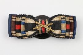 NSDAP 5-place ribbon button