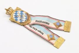 Abzeichen Krieger Verein HAIDHAUSEN