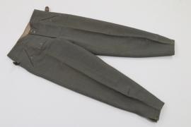 Heer M43 field trousers - unworn