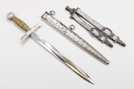 Croatia - Treasury guard official's dagger