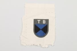 Waffen-SS Terek Cossacks volunteer's sleeve badge