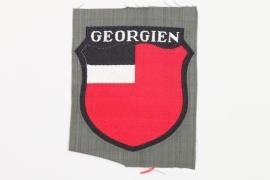 Heer Georgien volunteer's sleeve badge