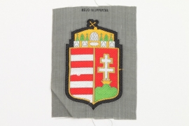 Heer Hungarian volunteer's sleeve badge