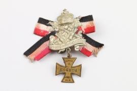 Abzeichen Deutscher Kriegerverein ESGRUS
