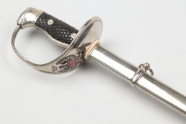 Spanish NCO's parade sword
