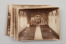 Fünfzehn Originalfotos, Missionsarbeit in Afrika, deutsch um 1910