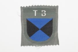 Heer TB volunteer's sleeve badge