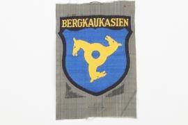 Heer Bergkaukasien volunteer's sleeve badge