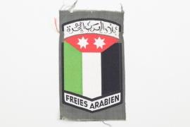Heer Freies Arabien volunteer's sleeve badge