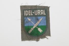 """Heer """"Idel-Ural"""" volunteer's sleeve badge"""