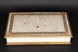 Reichskanzlei wooden presentation case