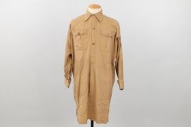 HJ brown shirt