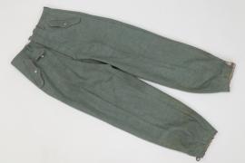 Luftwaffe Fallschirmjäger trousers - 1st pattern