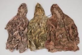 3 Heer camo wind blouses
