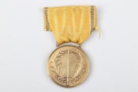 Baden - 1849 Campaign Medal