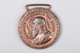 Baden - 1895 Medal for Workers and Servants