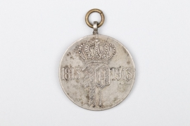 Oldenburg - Infantry Regiment No. 91 jubilee medal