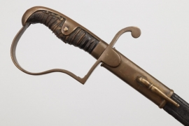 Prussia - fusilier officer's sabre