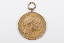 Imperial Germany - Borsig Railway Commemorative Medal
