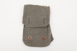Wehrmacht gas mask filter bag - LLN44