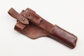 Imperial Germany - Mauser C96 broomhandle holster