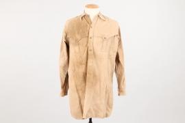 Waffen-SS tropical Sahariana shirt