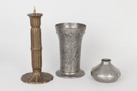 Drei Jugendstil-Objekte